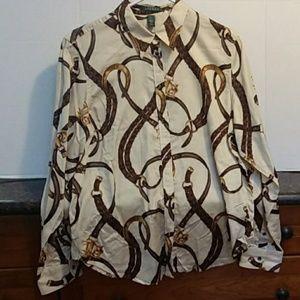 Ralph Lauren Equestrian Shirt